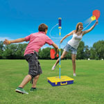 Swingball: All Surfaces