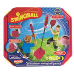 Classic Swingball All Surfaces in het ROZE
